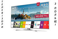 Телевизор LG 49UJ701V Smart TV 4K/UltraHD 2100Hz T2 S2 + пульт Magic из Польши