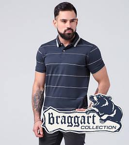 Braggart | Тенниска мужская 6685 синий