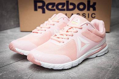 Кроссовки женские Reebok  Harmony Racer, розовые (12121),  [  39 (последняя пара)  ]