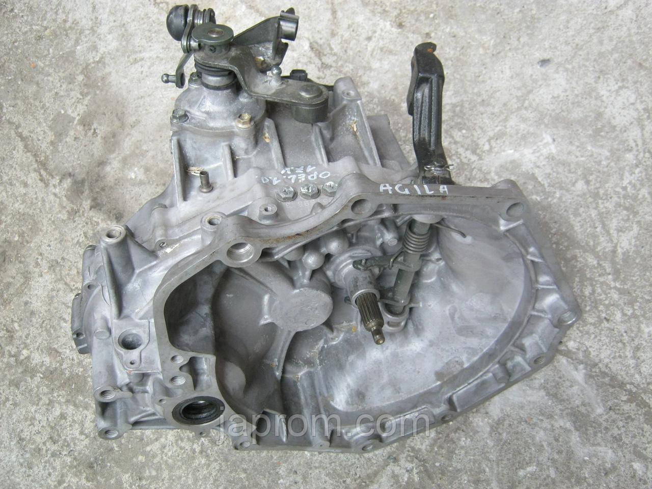 МКПП механическая коробка передач Opel Agila, 1.0 12V