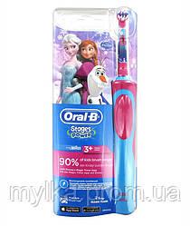 """Oral-B 1 шт. Электрическая зубная щетка """"Frozen"""""""