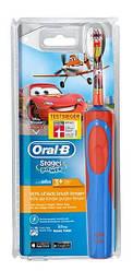 "Oral-B 1 шт. Электрическая зубная щетка ""Cars"""