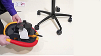 Демонтаж стула седла Salli
