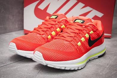 Кроссовки мужские Nike  Zoom Vomero 12, оранжевые (12181),  [  41 (последняя пара)  ]