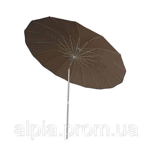 Зонт от солнца Time Eco ТЕ-006-240, ассорт.