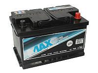Аккумулятор 4Max Bateries 75Ah/700A R+(0) 278x175x175 B13 Ecoline