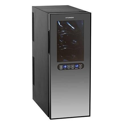 Холодильник для вина HYUNDAI VIN12DZ , фото 2