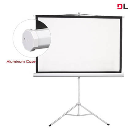 ESDC86 (4:3) Екран на тринозі 172*130, фото 2