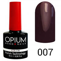 Opium 007 Гель лак 8 ml