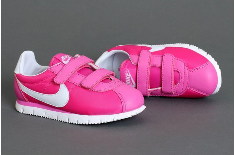 e10b21c96fc2 Детские кроссовки Nike Cortez Nylon Pink - Интернет магазин обуви  «im-РоLLi» в