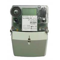 Счетчик электроэнергии  однофазный GAMA 100 5(100)А кл.точн. 1,0 (G1B 164.220.F3.В2) для ЗЕЛ.ТАРИФА
