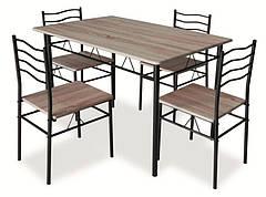 Комплект Esprit (стол + 4 стула)