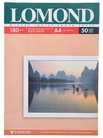 Двусторонняя глянцевая/матовая фотобумага для струйной печати A4, 180 г/м2, 50 листов