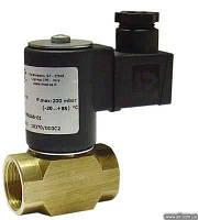 Электромагнитный клапан DN25 MADAS (Italy) для природного газа с ручным взводом затвора
