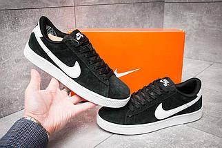 Кроссовки мужские Nike  SB, черные (1012-5), р. 41 - 46, фото 2