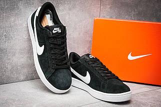 Кроссовки мужские Nike  SB, черные (1012-5), р. 41 - 46, фото 3