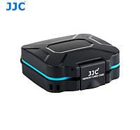 Водонепроницаемый защитный кейс для карт памяти JJC MCR-ST8