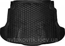 Поліуретановий килимок в багажник Honda CR-V III 2007-2011 (AVTO-GUMM)