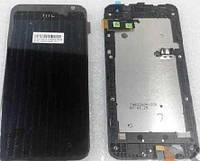 Модуль HTC 300/301E Desire (80H01655-00) black Orig