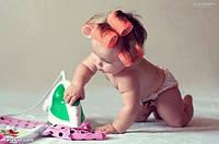 Правильный уход за детской одеждой