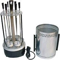8.Электрошашлычница гриль шаурма Eltron