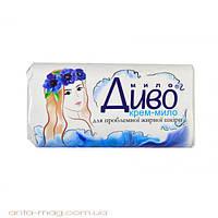 Диво туалетное натуральное косметическое крем-мыло  для жирной проблемной кожи 70г