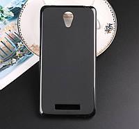Силиконовый TPU чехол JOY для Xiaomi Redmi Note 2 черный
