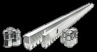 Зубчаста Рейка RACK-8 L=1 метр (DOORHAN), фото 1