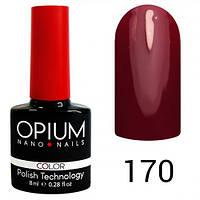Opium 170 Гель лак 8 ml