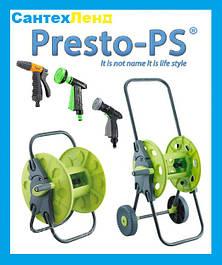Катушки и тележки для шланга Presto-PS (Италия)