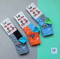 Детские демисезонные носки для мальчика тм Африка р.14