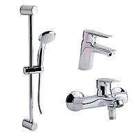 Набор смесителей Q-tap для ванной Set CRM 35 -311