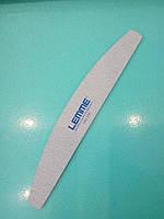 Пилка для ногтей LEMME 150/150  полукруг
