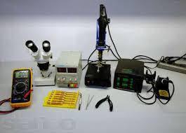 Оборудование и химия