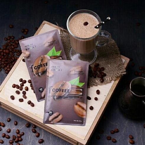 Энерджи диет Смарт Energy Diet Smart Кофе Белковый коктейль для похудения поштучно