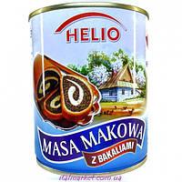 Маковая маса Masa Makowa HELIO 850г