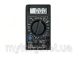 Мультитестер цифровой DT-838 (с звуковой прозвонкой)
