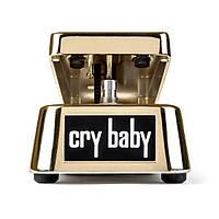 Педаль эффектов DUNLOP GCB95G 50TH ANNIVERSARY GOLD CRY BABY® WAH