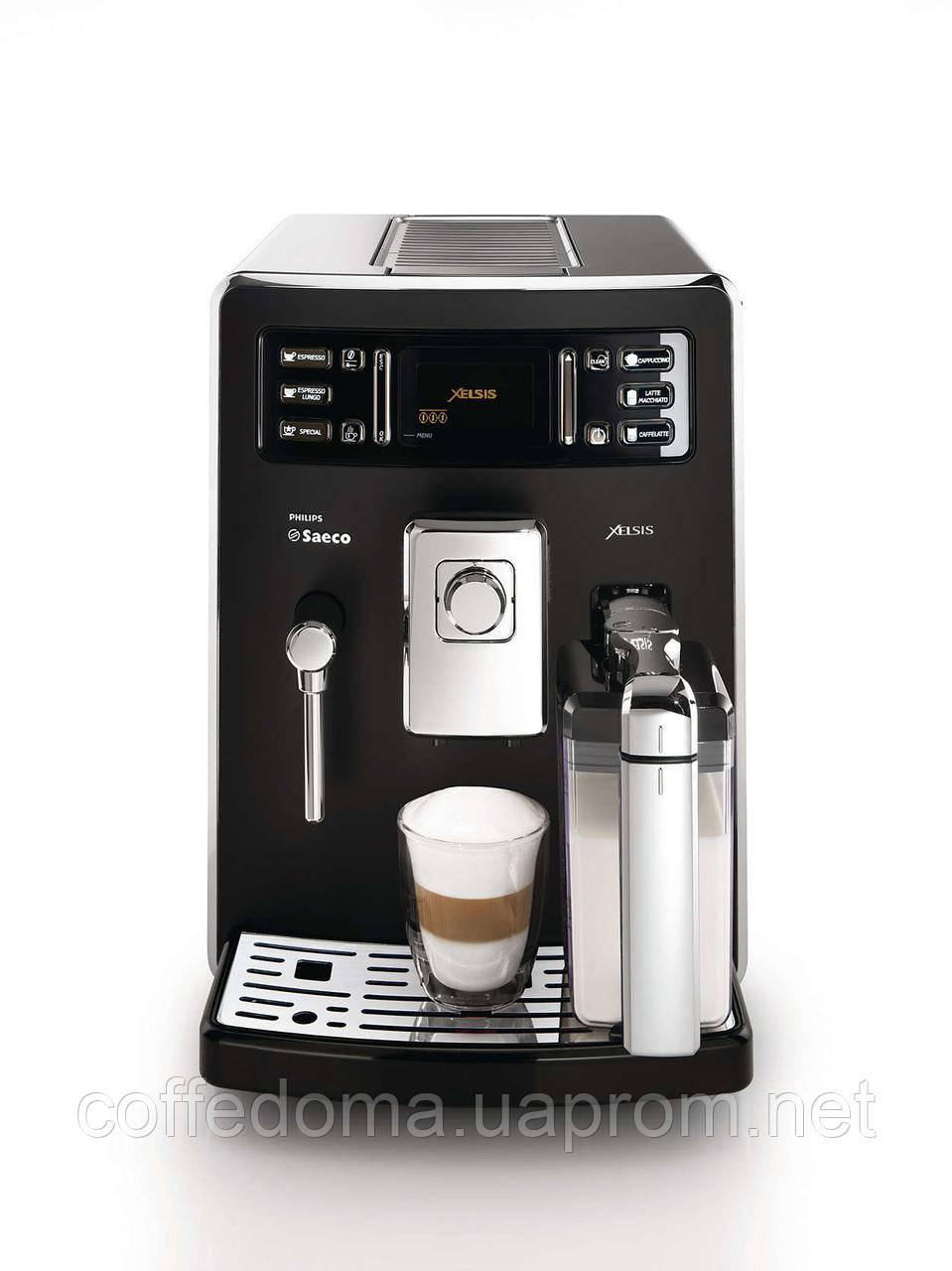 Saeco Xelsis HD 8942 полностью автоматическая кофемашина