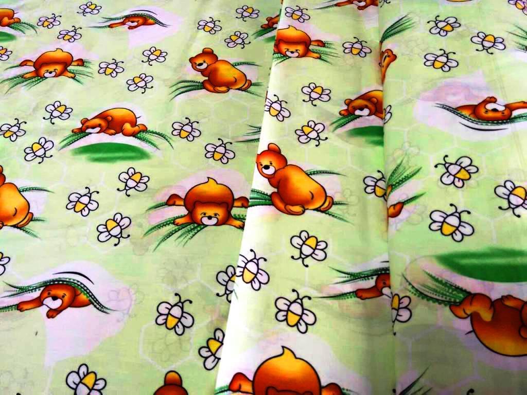 Постельное белье детское в кроватку Голд опт