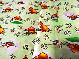 Постельное белье детское в кроватку Голд Люкс опт