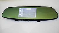 Автомобильный видеорегистратор DVR T100 Full HD сенсорный экран + камера заднего вида, фото 3