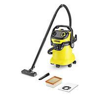 Пылесос влажной и сухой уборки Karcher WD 5