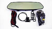 Автомобильный видеорегистратор DVR T100 Full HD сенсорный экран + камера заднего вида, фото 7