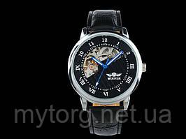 Механические часы Winner Oneloong  Черный