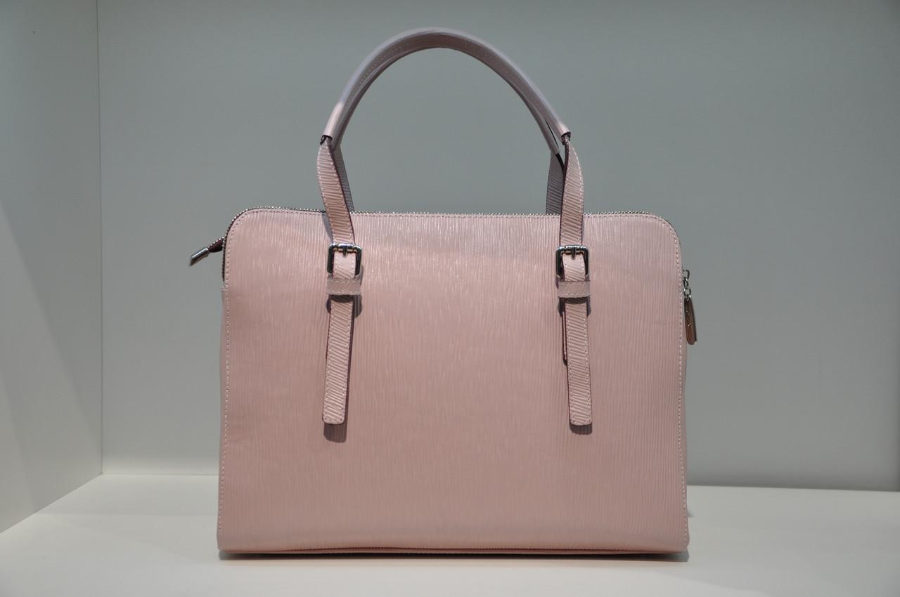 Классическая кожаная сумка 1803-1121