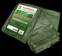 Тент зелёный, 90 г/м² (6м*8м)