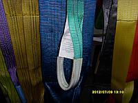 Строп текстильный 10 тонн . Паспорт