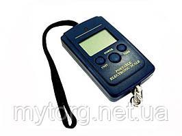 Весы кантер 40кг,встроенный термометр