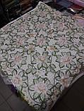 Скатерть лен, ажур,нарядная, фото 2
